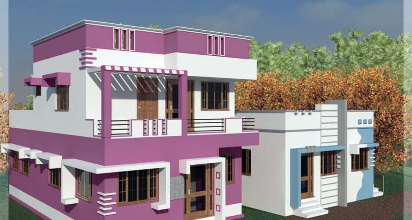 Sincere Heart Tamilnadu Model Home Desgin Feet
