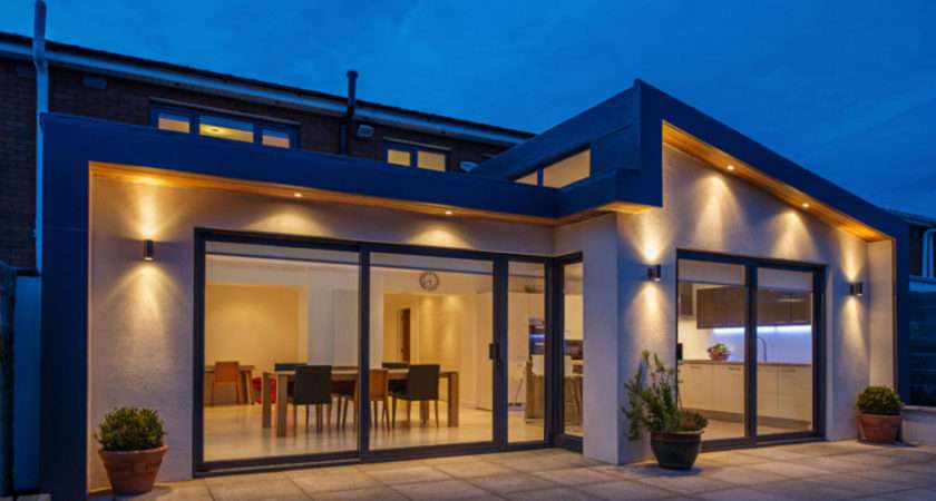 Single Storey Extensions Doyle Brothers Construction