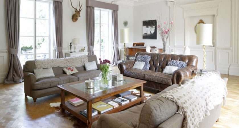 Sitting Room Furniture Designs Decorating Country Living