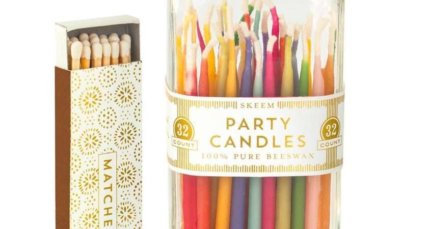 Skeem Bottle Party Candles New Jersey Home