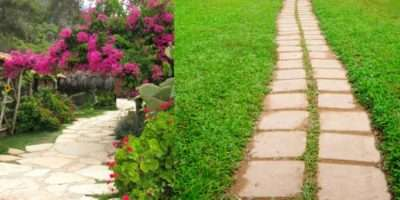 Slab Pathway Design Ideas Personalizing Garden Houz Buzz