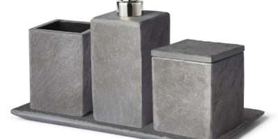 Slate Bath Accessory Collection Gluckstein Home