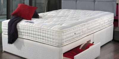 Sleepeezee Backcare Ultimate Divan Bed Bestpricebeds