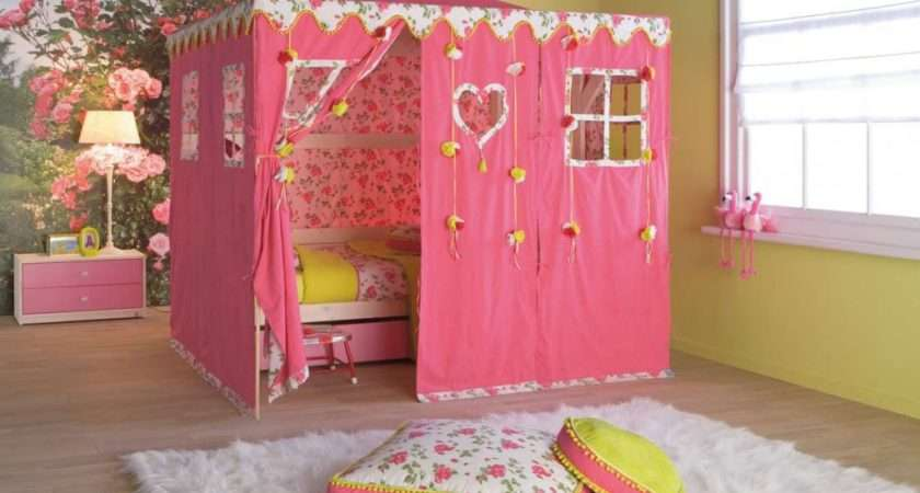 Sleeping Girl Decorating Ideas Toddlers Cool Kids Room Beds