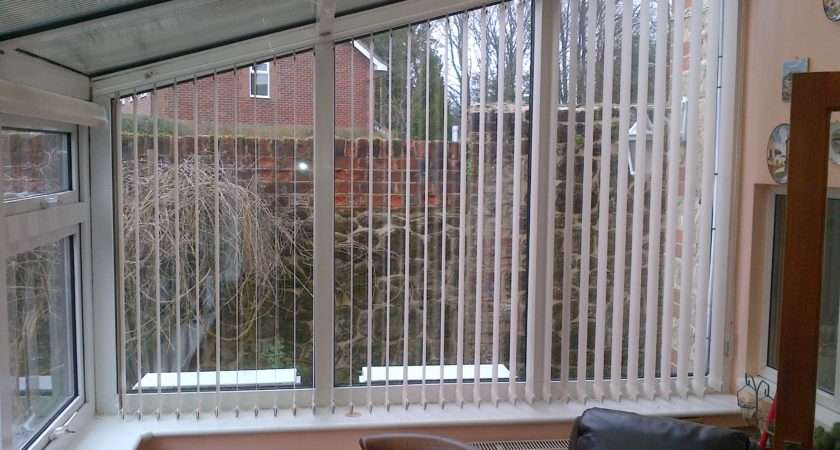 Sloped Vertical Blinds Bramley Awnings Your Local