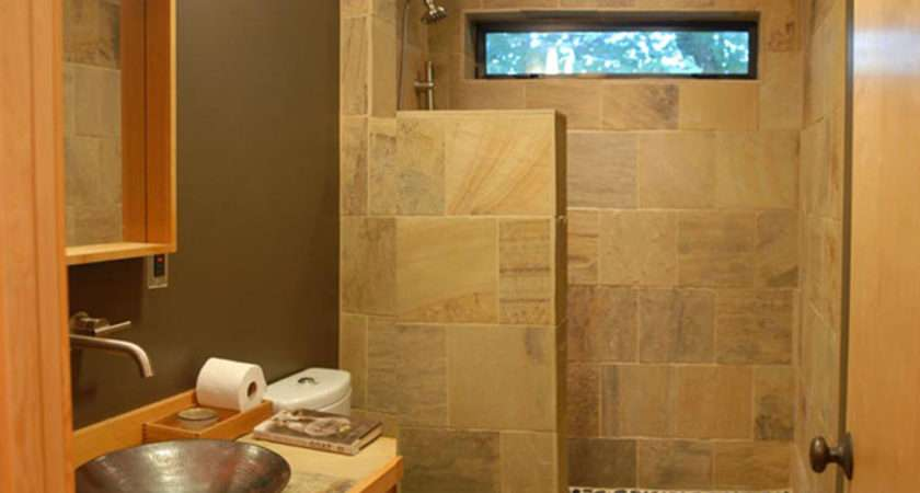 Small Bathroom Decorating Idea Perfect Example Maximizing