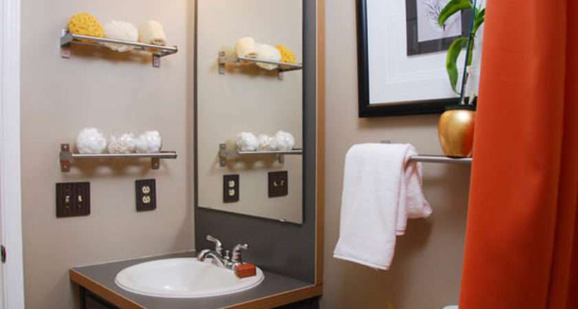 Small Bathroom Storage Solutions Hac