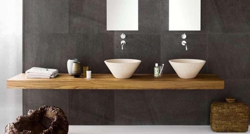 Small Bathroom Tables Storing Miscellaneous Toilet Inside