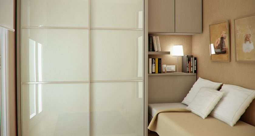 Small Bedroom Design Throughout