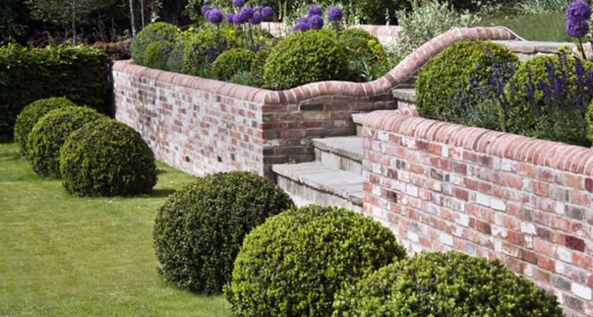 Small Brick Wall Designs Front Garden Search Results