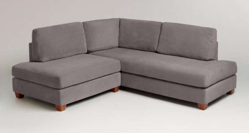 Small Corner Sectional Sofa Apartment
