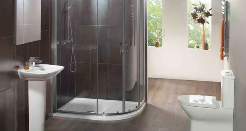 Small Dark Bathroom Decorating Ideas