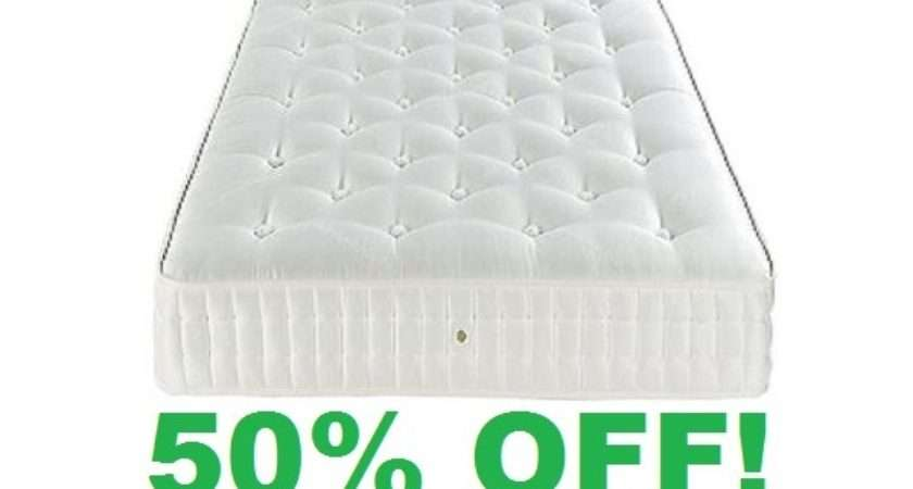 Small Double Spring Pocket Sprung Mattress