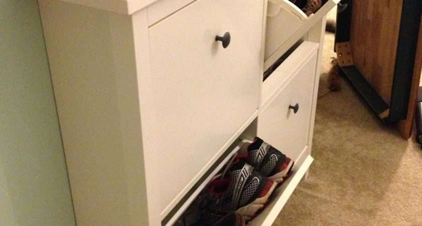 Small Entryway Shoe Storage Nana Workshop