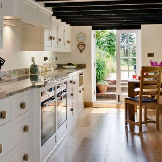Small Galley Kitchen Dining Area Designs Best