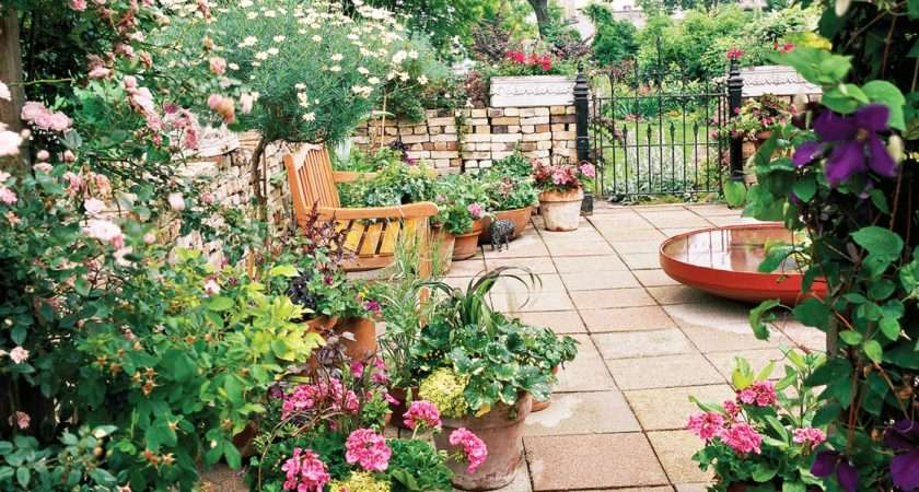 Small Garden Design Ideas Better Homes Gardens Real