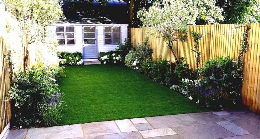 Small Garden Ideas Low Maintenance Design Designs