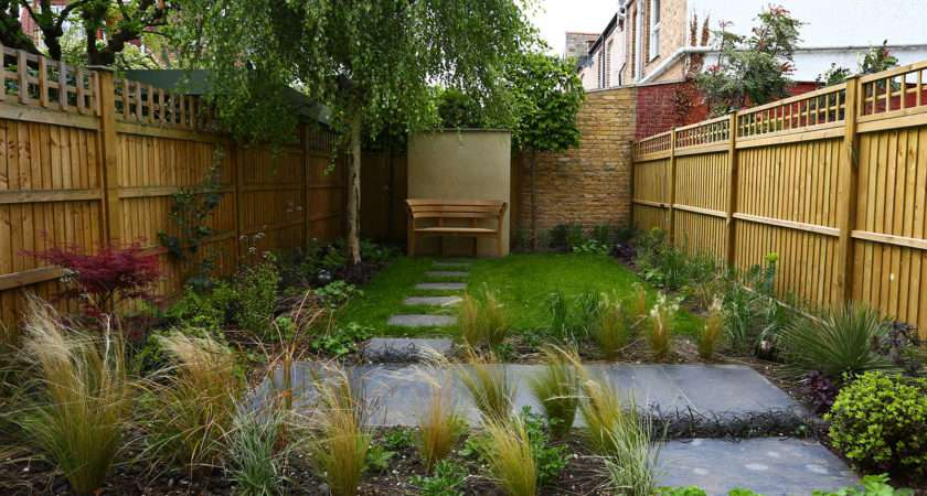 Small Garden Landscaping Chiswick Positive