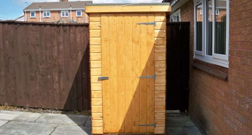 Small Garden Shed Ideal Restricted Space Only