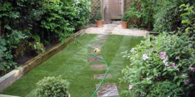 Small Gardens Ideas Cottage Berkshire Gardening Design