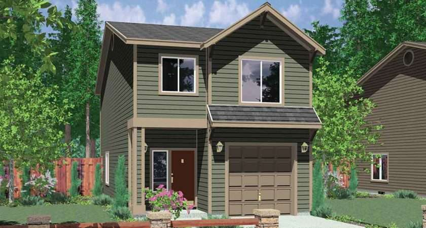 Small House Plans Narrow Lots Ideas Best Design