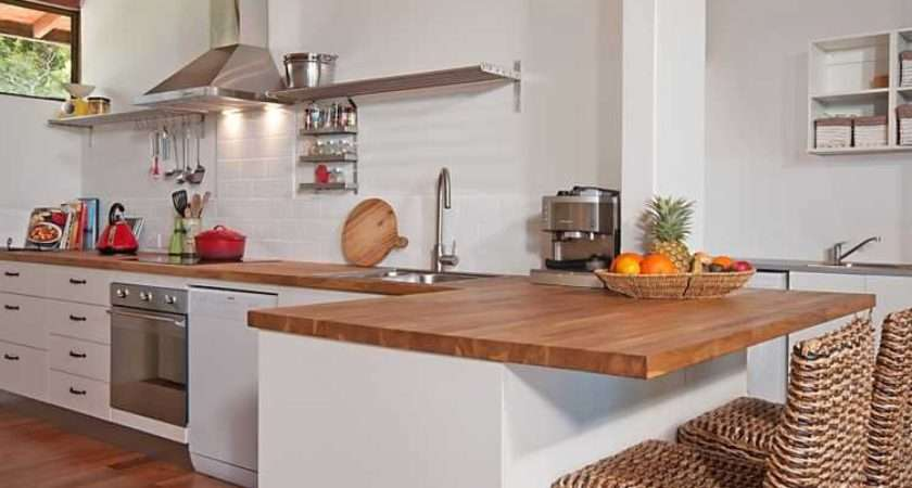 Small Kitchen Breakfast Bar Ideas Design