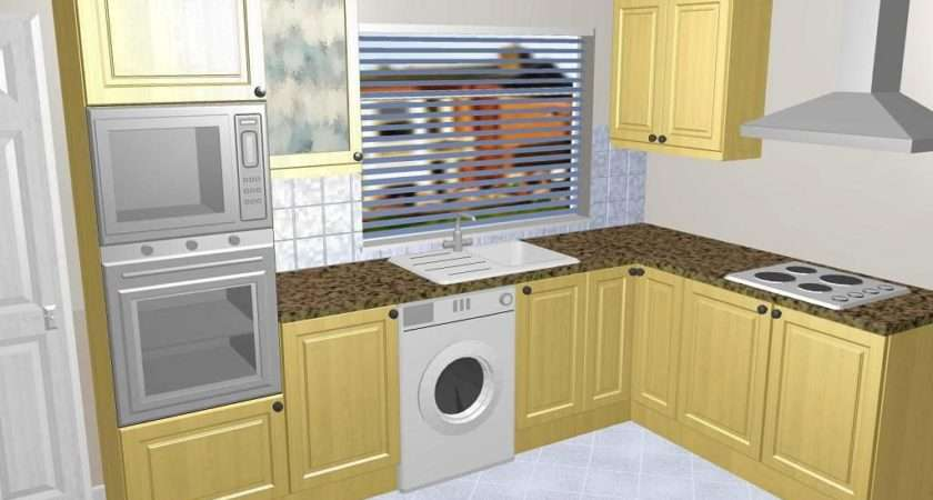 Small Kitchen Design Layouts Peenmedia
