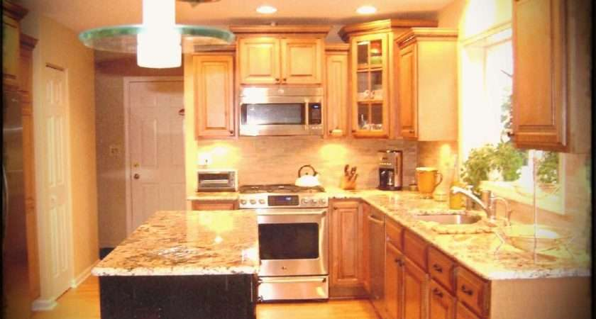 Small Kitchen Makeover Cheap Ideas Inexpensive Remodeling