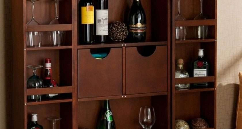 Small Liquor Cabinet Design Ideas