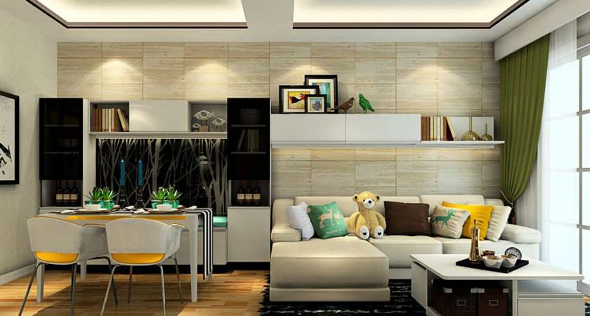 Small Living Room Dining