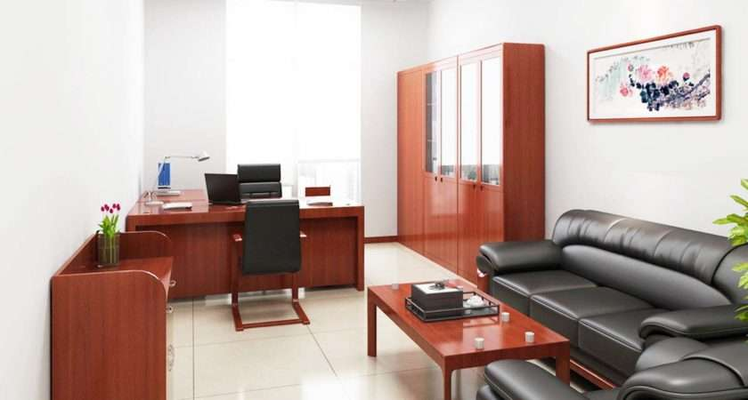 Small Office Design Increase Work Productivity