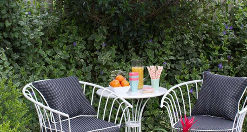 Small Patio Decorating Ideas Renters Everyone Else