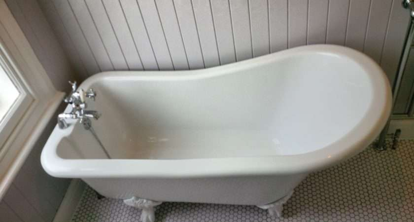 Small Roll Top Slipper Bath London Bathroomslondon Bathrooms