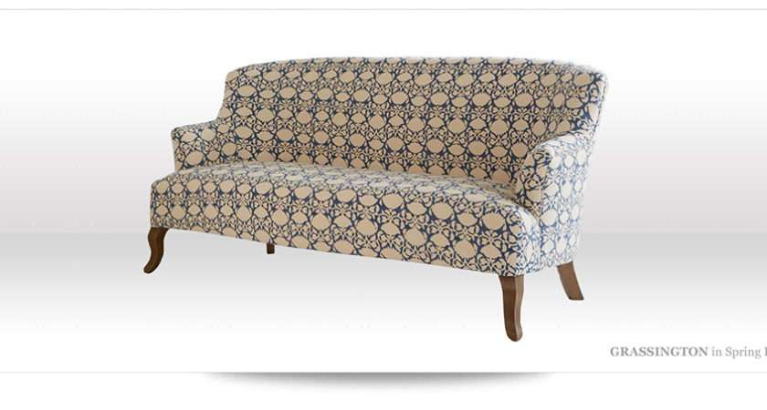 Small Seater Sofa Compact Fabric Sofas