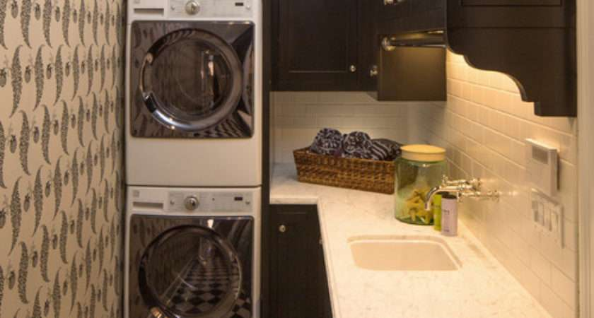 Small Space Laundry Room Ideas Inspirations