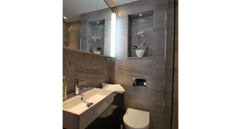 Small Suite Shower Room Stonewood