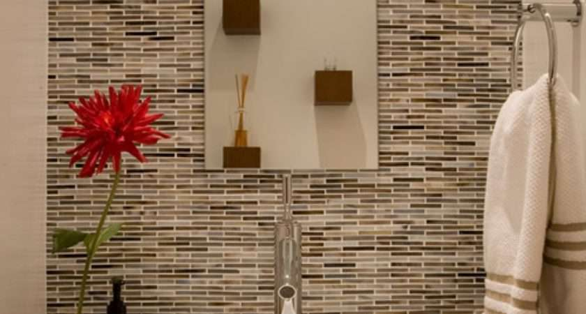Small Tiles Accent