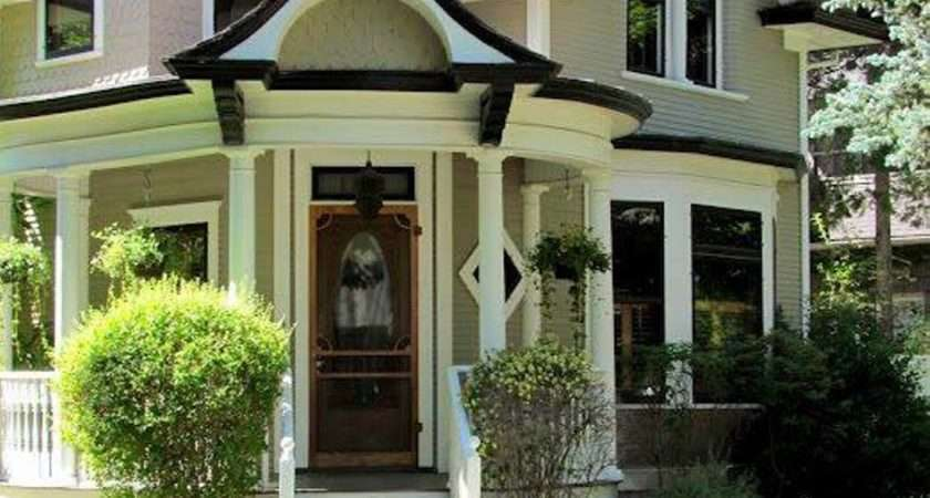 Small Victorian House Color Schemes Exterior Style