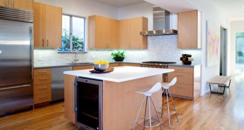 Smart Ideas Decorate Small Open Concept Kitchen
