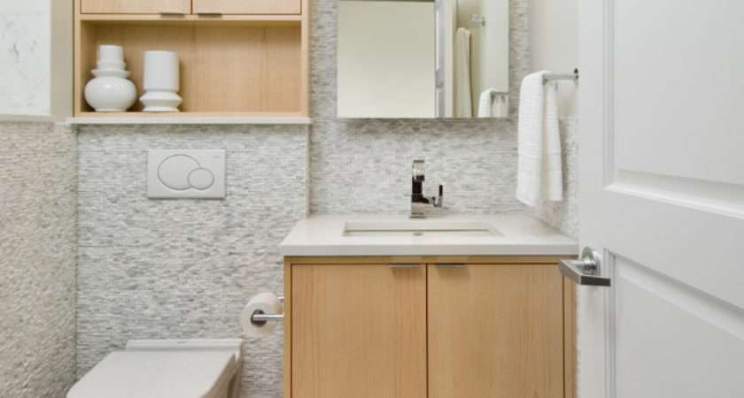 Smart Storage Solutions Small Bathrooms Inspired