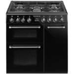 Smeg Burghley Cavity Dual Fuel Range Cooker