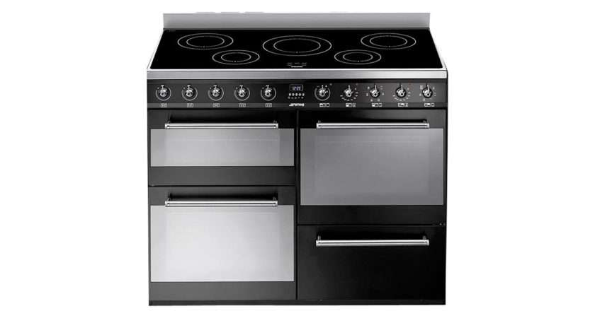 Smeg Syd Ibl Symphony Range Cooker Induction Hob
