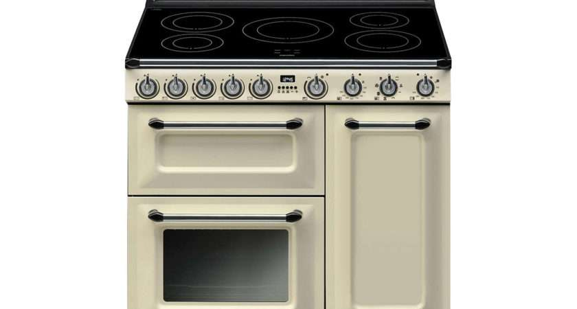 Smeg Victoria Range Cooker Induction Hob