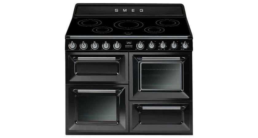 Smeg Victoria Range Cooker Induction