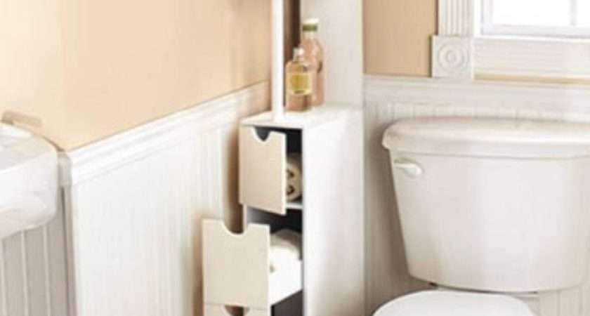 Smile Reason Small Bathroom Storage Solutions