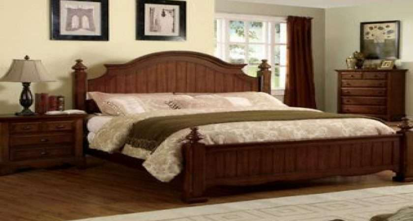 Solid Wood Bedroom Sets Country Style Ideas