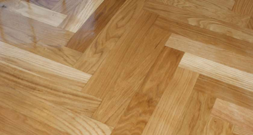 Solid Wood Flooring Black Real Laying