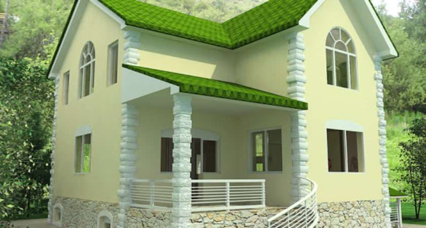 Some Beautiful House Designs Kerala Home Design