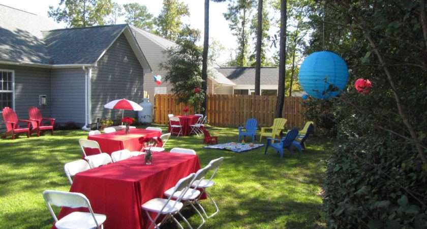 Some Creative Outdoor Party Games Home Ideas