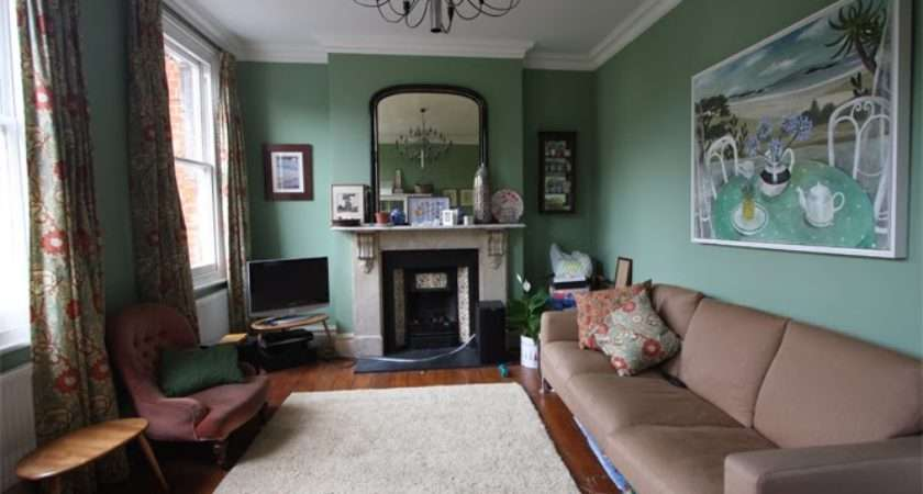 Something Made Same But Different Our Old Sitting Room
